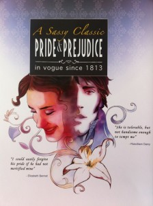 A Sassy Classic Pride&Prejudice, in vogue since 1813